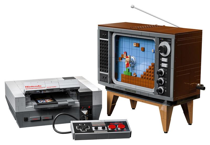 71374: LEGO Nintendo Entertainment System