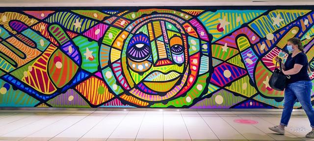 street art - Da Cruz
