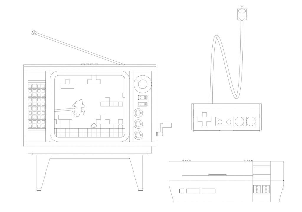 讓你組出一台任天堂!!! LEGO 71374「任天堂娛樂系統」(Nintendo Entertainment System,NES)發表~把熱血情懷直接轉化為購買衝動!