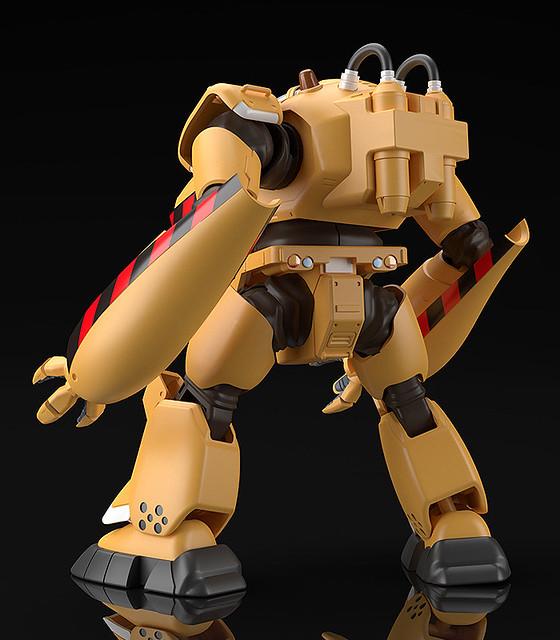 MODEROID《機動警察》HL-97 Bulldog套組(ブルドッグセット) 1/60比例組裝模型【GOODSMILE線上商店限定】