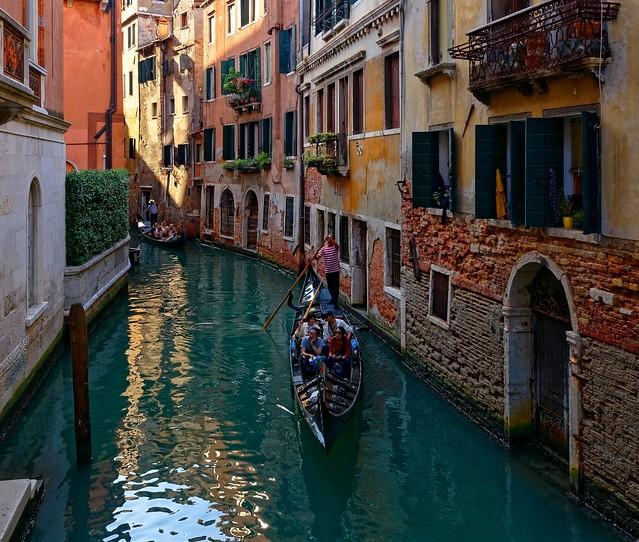 Venezia / Rio dei Fuseri / From Ponte de le Colonne