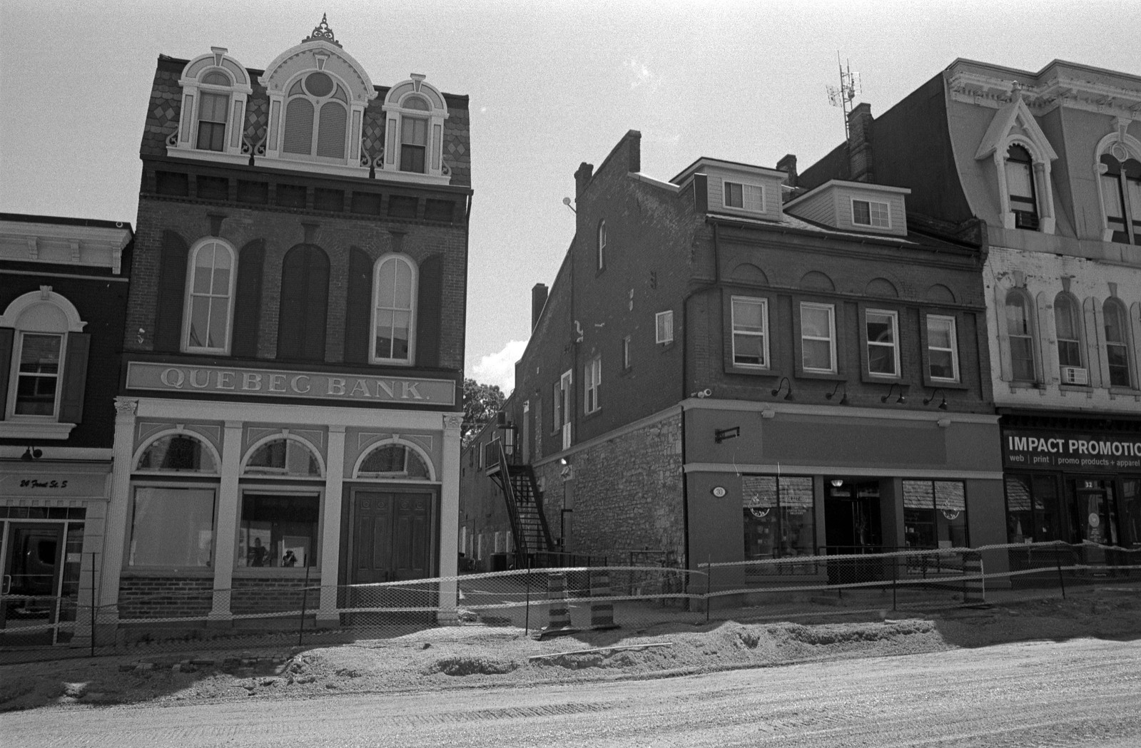 Downtown Thorold