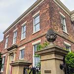 Preston buildings - Overleigh House