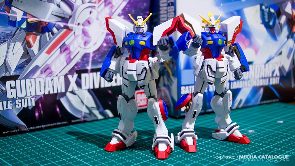 Completed Build: HGFC Shining Gundam