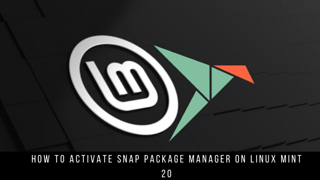 How to Activate Snap Package Manager on Linux Mint 20