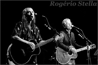 Hank Linderman & Gerry Beckley - America | by Rogério Stella