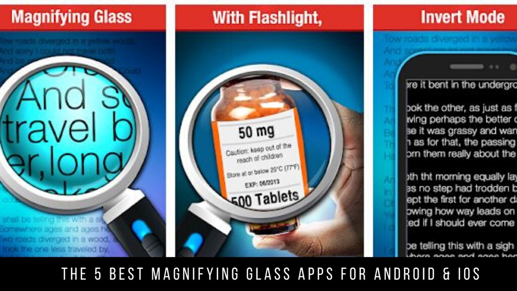 The 5 Best Magnifying Glass Apps For Android & iOS