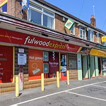 Ingol shops in Preston