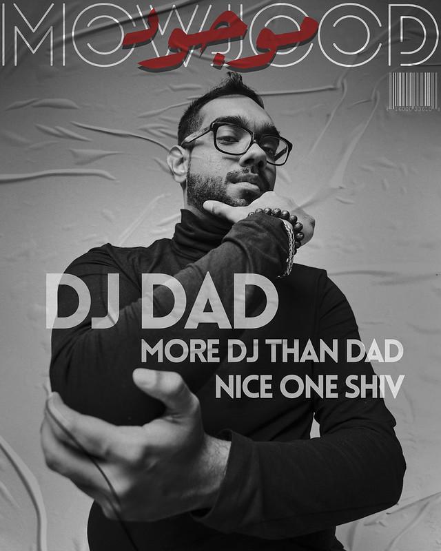 Mowjood - David Aaron Desouza (DJ DAD)