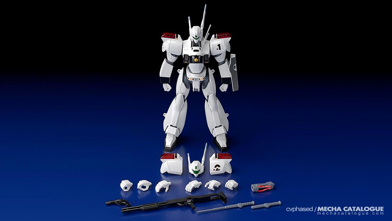 Replacing Those Old Bandai Spirits Kits: MODEROID AV-98 Ingram