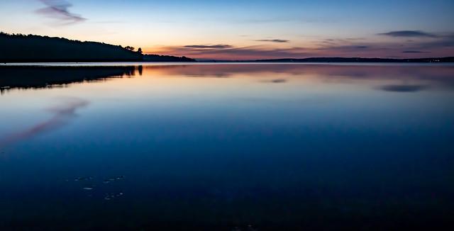 Before Sunrise, Wassersleben