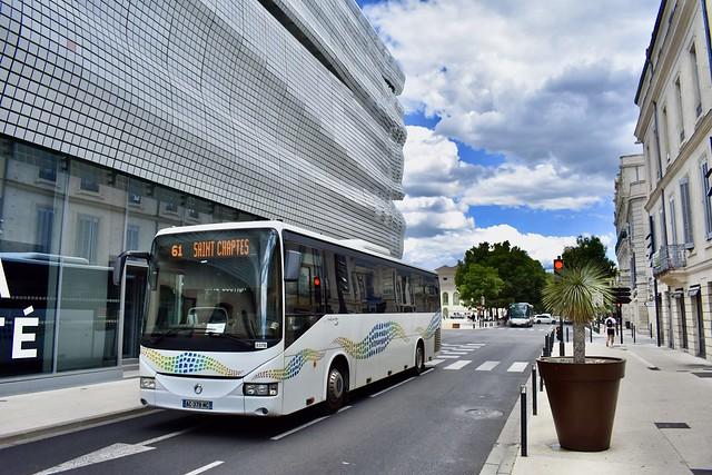 Nîmes - Irisbus Arway - 08/07/20