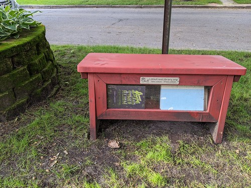 little free library 70530