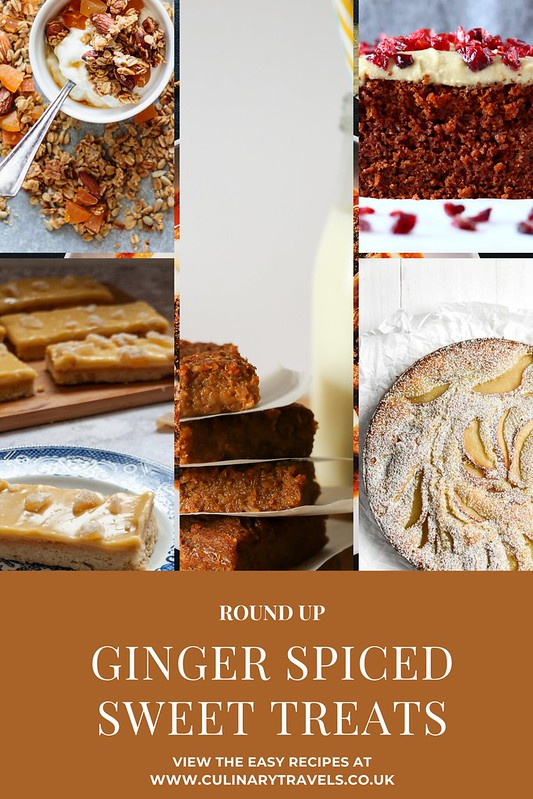 Pinterest Pin Ginger Round Up