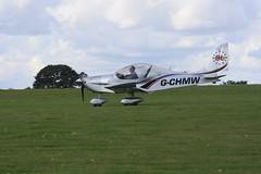 G-CHMW Evektor EV-97 [LAA 315B-15158] Sywell 010919