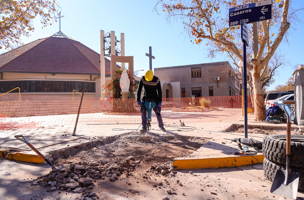 2020-07-14 Nuevas rampas en Iglesia La Merced