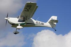 G-CJBI Aeropro Eurofox 2K [LAA 376-15386] Sywell 010919 (2)