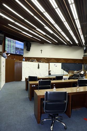 46ª Reunião Ordinária - Plenário