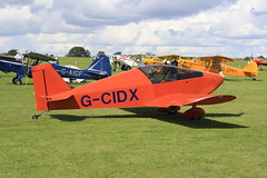 G-CIDX Sonex Home Build [LAA 337-15058] Sywell 010919