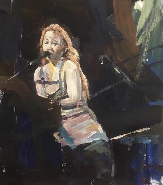 Tori Amos Painting 3