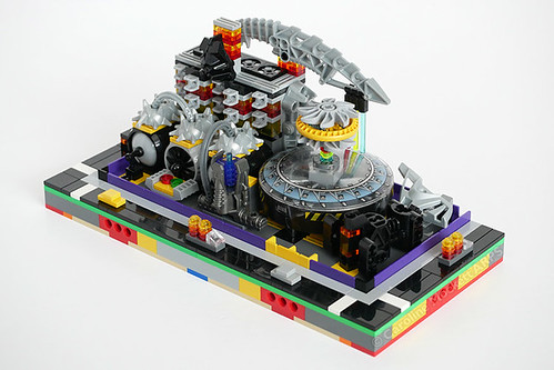 Bonkle Power Plant - Front Right
