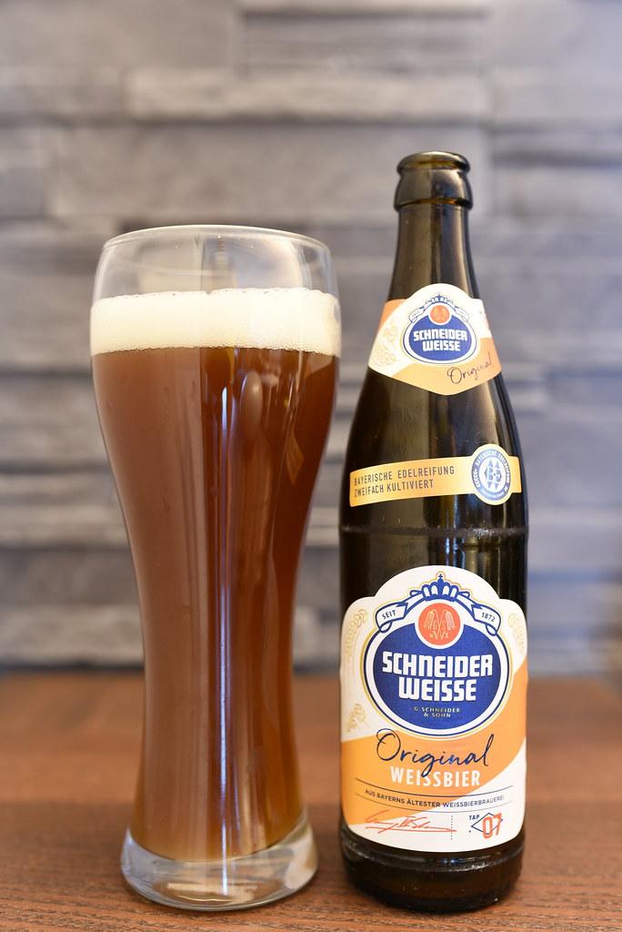 Schneider Weisse Original by Schneider Weisse & Sohn