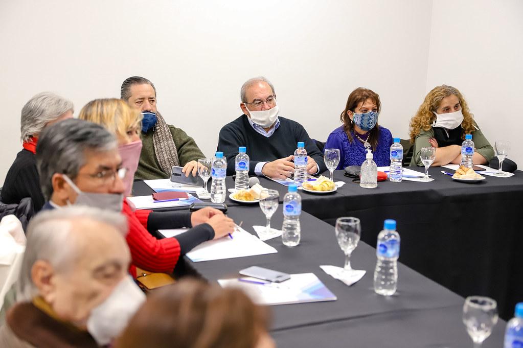 2020-07-14 Mesa de Cultura en Acuerdo San Juan