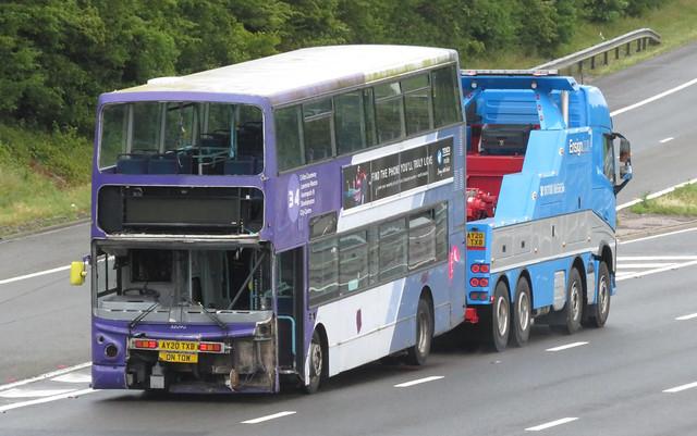 Volvo AY20 TXB + Volvo KP51 WGG 32090 020720 2
