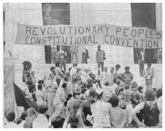 Panthers call for Revolutionary People's Convention: 1970
