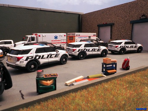 2020 Ford PIU Future of Law Enforcement? Photo