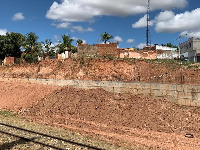 Juazeiro do Norte realiza obra estruturante entre os bairros Antônio Vieira e Santo Antônio