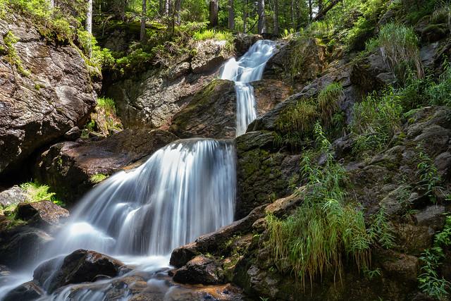 Rieslochfälle - Bayerischen Wald