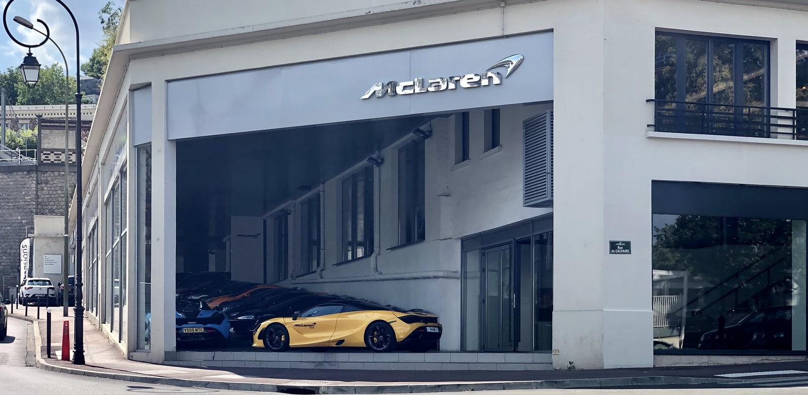 Maison McLaren