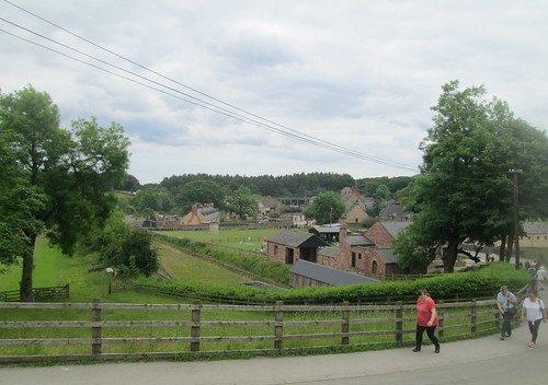 Colliery from Road, Beamish