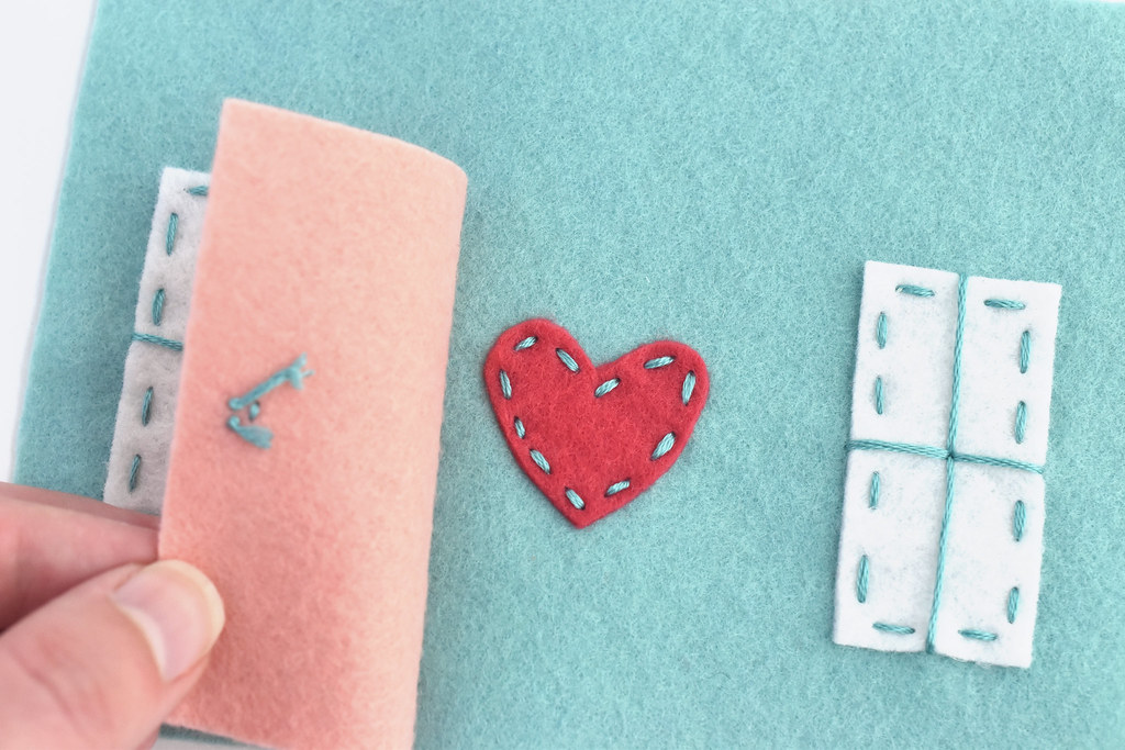 DIY Home is Where the Heart Is Softie