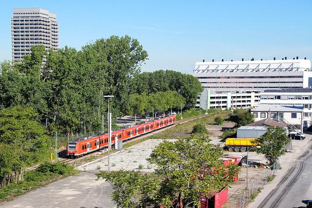 DB Regio_BR 426_Ludwigshafen BASF Süd 19.05.2020 [S-Bahn Rhein-Neckar S 4]