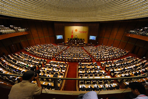 VIETNAM-POLITICS-ASSEMBLY