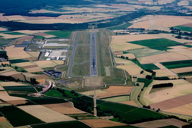 Kassel Airport : EDVK : Germany