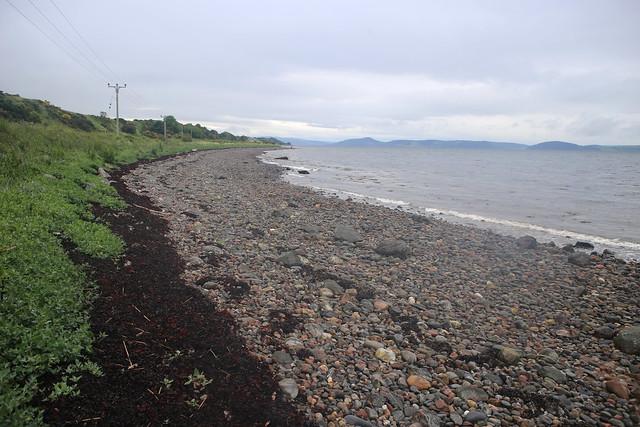 The coast near Ardersier