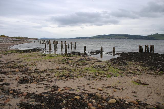 The coast near Fort George