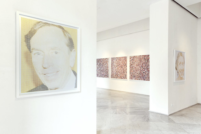 Information Critique, Paolo Cirio's solo show at Museum PAN Palazzo delle Arti Napoli