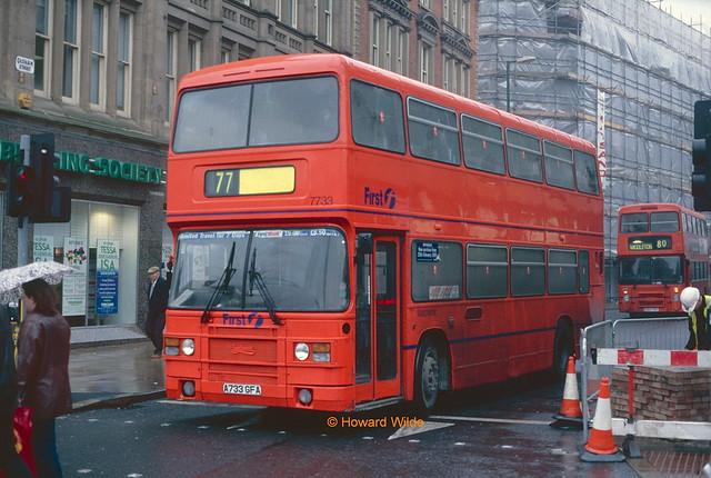 First Manchester 7733 (A733 GFA)