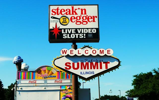 Welcome to Summit, Illinois