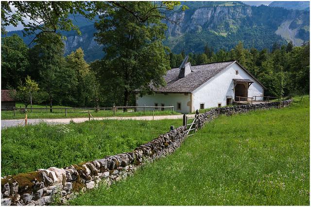 Ballenberg, Freilichtmueseum der Schweiz