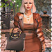 Designer Showcase, Bags by Mila Blauvelt, eBento, La vie en Pose, 7 Deadly s[K]ins, Girls Heaven, SWANK, Evil Bunny Productions Down the Rabbit Hole, and Dark Passion Events Midsummer Enchantment!