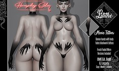 Lilithe'// Mania Tattoos @ Humpday Sale