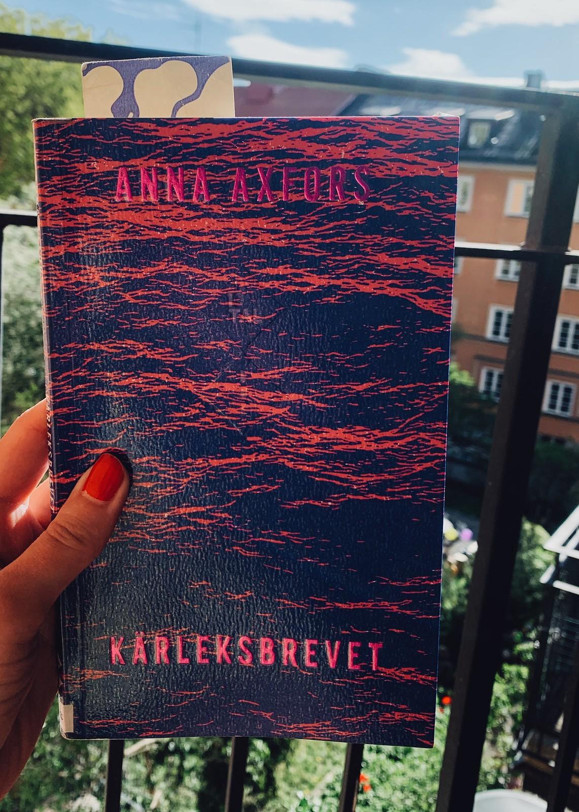 Kärleksbrevet - Anna Axfors