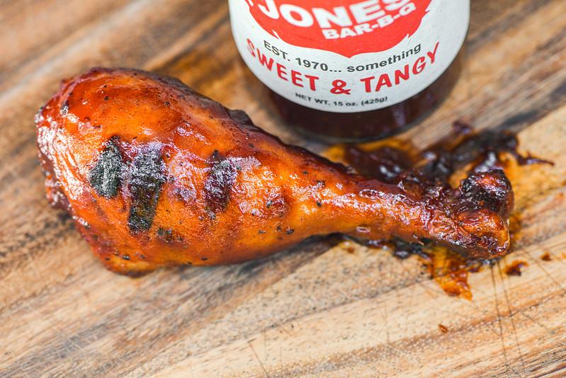 Jones Bar-B-Q Sweet & Tangy