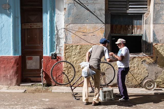 Bicycle Repair, Havana