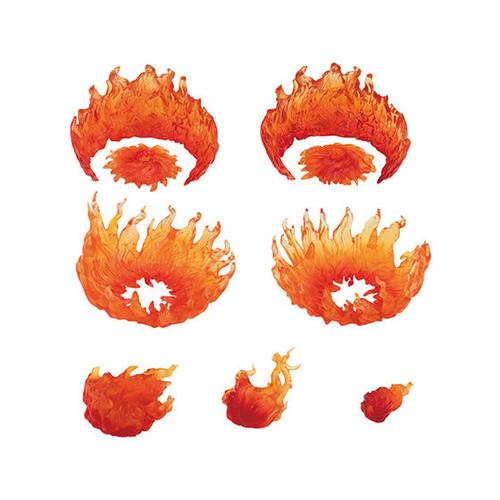 烈火!蒼炎!GASHAPON COLLECTIONS 轉蛋專用「特效系列」第一彈(ガシャポン!コレクション【エフェクトシリーズ①】)全四種